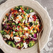 Renkli Salata