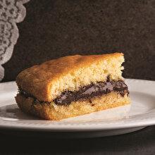 Çikolatalı Ekmek Kadayıfı