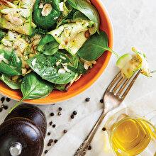 Fındıklı Kabak Salatası