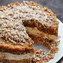 Bal Kabaklı Pasta