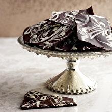 Ebru Desenli Çikolata