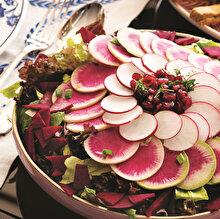 Yeşil Kış Salatası
