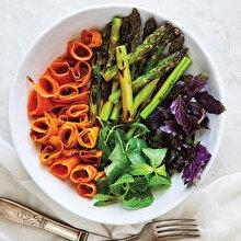 Kuşkonmaz Salatası