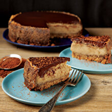 Kahveli Cheesecake