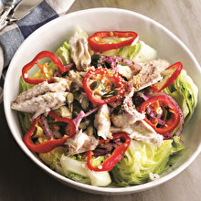 Soğuk Balık Salatası