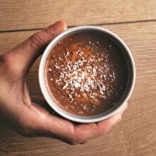 Bitter Çikolatalı Salep