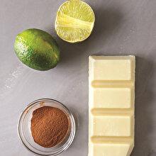 Beyaz Çikolatalı ve Limonlu Krapfen Kreması