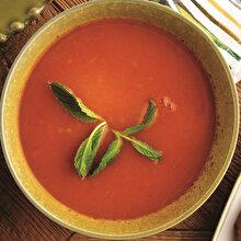 Unlu Domates Çorbası