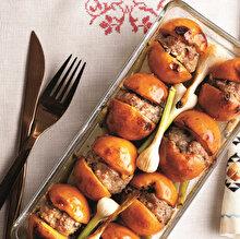 Fırında Taze Sarımsaklı Yeni Dünya Kebabı