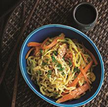 Garam Masala Vegan Noodle