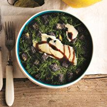 Haşhaşlı Ayva Salatası