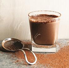 Kakaolu ve Fındık Sütlü İçecek