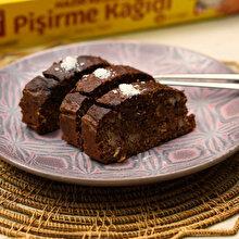 Unsuz Şekersiz Kakaolu Kek