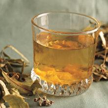 Portakallı Ihlamur Çayı