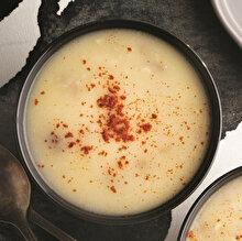 Kuskuslu Mantar Çorbası