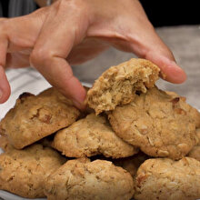 Yulaflı Cookie