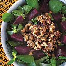 Pancarlı Semizotu Salatası