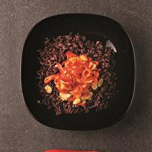 Kırmızı Biberli Siyah Pirinç