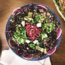 Lolorossolu Kış Salatası