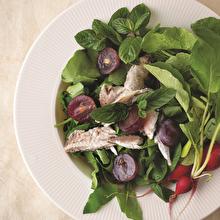 Üzümlü İstavrit Salatası