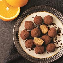 Kakaolu Portakallı Truff