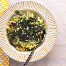 Reyhanlı Közlenmiş Patlıcan Salatası