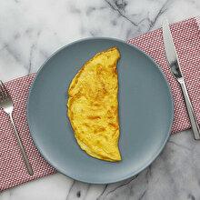 Peynirli omlet nasıl yapılır?