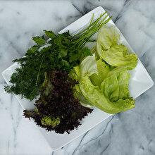 Yeşil sebzeler nasıl yıkanır?
