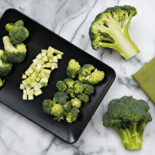 Brokoli nasıl doğranır?