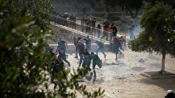 At least 52 Palestinians injured in clashes with Israeli army in West Bank