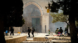 Relative calm prevails at Al-Aqsa Mosque after violence