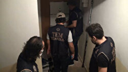 Daesh terror suspects nabbed in Istanbul