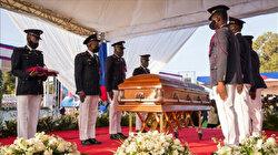 Haiti bids final farewell to assassinated President Jovenel Moise