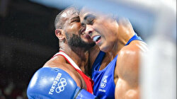 Boxer Youness Baalla tried to bite off ear of opponent during Olympics bout