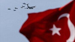 Turkish, Azerbaijani jets stage dazzling air show over Istanbul's Bosphorus Strait