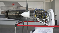Turkey's new UAV engine debuts at TEKNOFEST