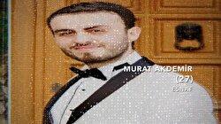 İstiklal Şehitleri - Şehit Murat Akdemir (Esnaf)