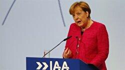 Merkel says car industry must work hard to rebuild trust