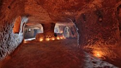 Dünyanın en büyük yeraltı şehri Nevşehir'de