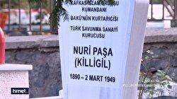 Milli Savunmaya Adanan Ömür: Nuri Killigil