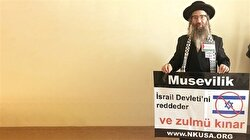 Turkey only country standing up to Israel, says Rabbi Weiss