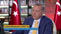 Cumhurbaşkanı Erdoğan ile Seçim Özel