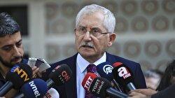 YSK Başkanı: Siyasi partilerden itiraz var