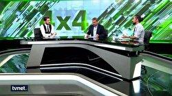 4x4 Futbol