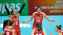 FIVB Women World Championships: Turkey falls to Russia