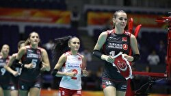Turkey eliminated in 3rd round in women's volleyball