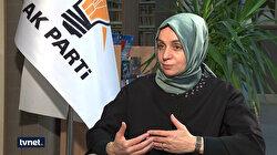 Özel Röportaj - AK Parti Genel Başkan Yardımcısı Leyla Şahin Usta