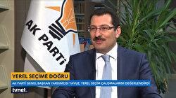 Özel Röportaj - AK Parti Genel Başkan Yardımcısı Ali İhsan Yavuz