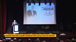 Özel Yayın - Cemalettin Latiç'e Saygı Gecesi