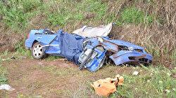 Kırıkkale'de trafik kazası: 2 polis hayatını kaybetti